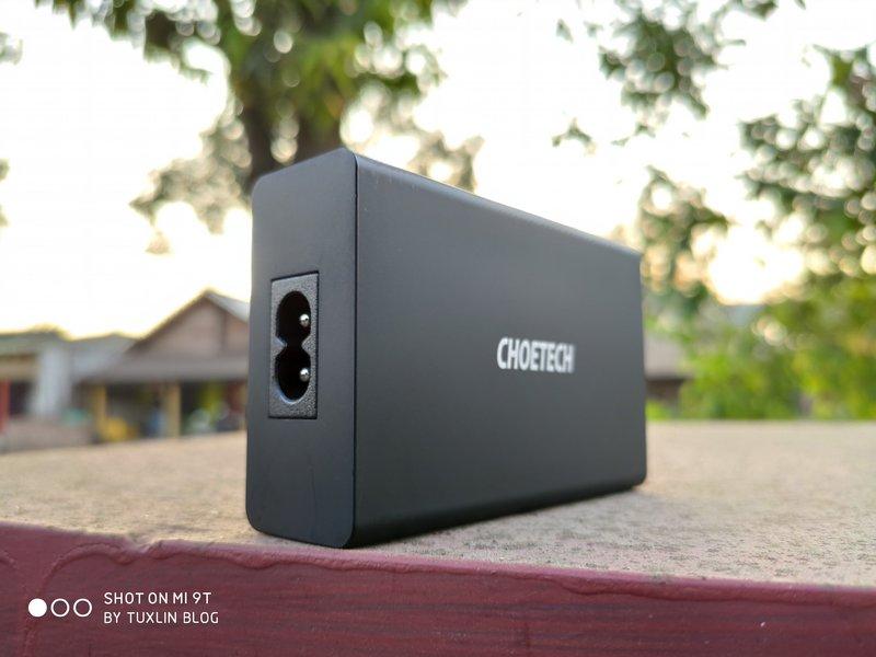 Desain Choetech Q3-4U2Q