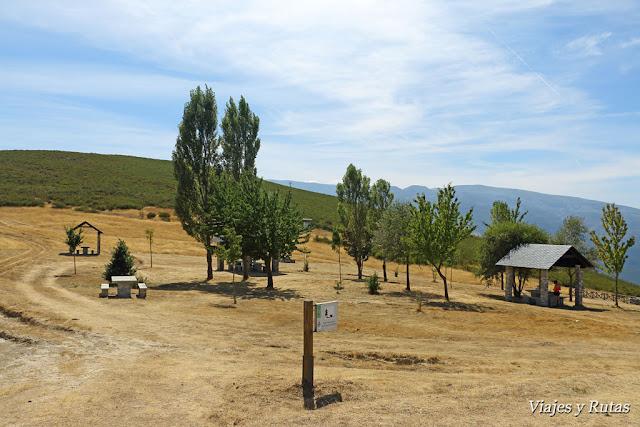 Campo de Braña de Las Médulas, León