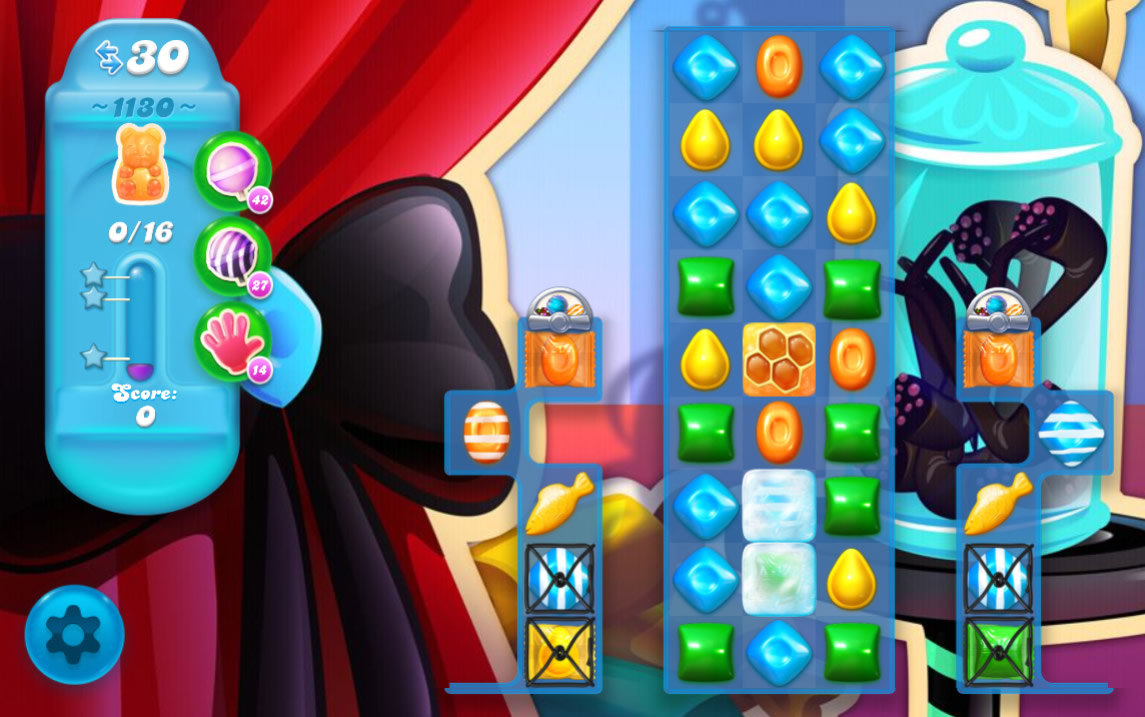 Candy Crush Soda Saga 1130