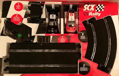 Circuitos: SCX C1 Rally Tecnitoys