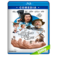 El hombre que mató a Don Quijote (2018) BRRip 1080p Audio Dual Latino-Ingles