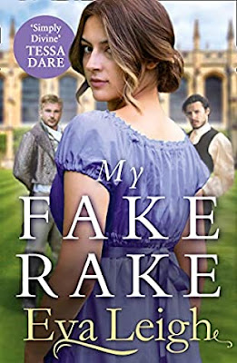 My Fake Rake by Eva Leigh cover