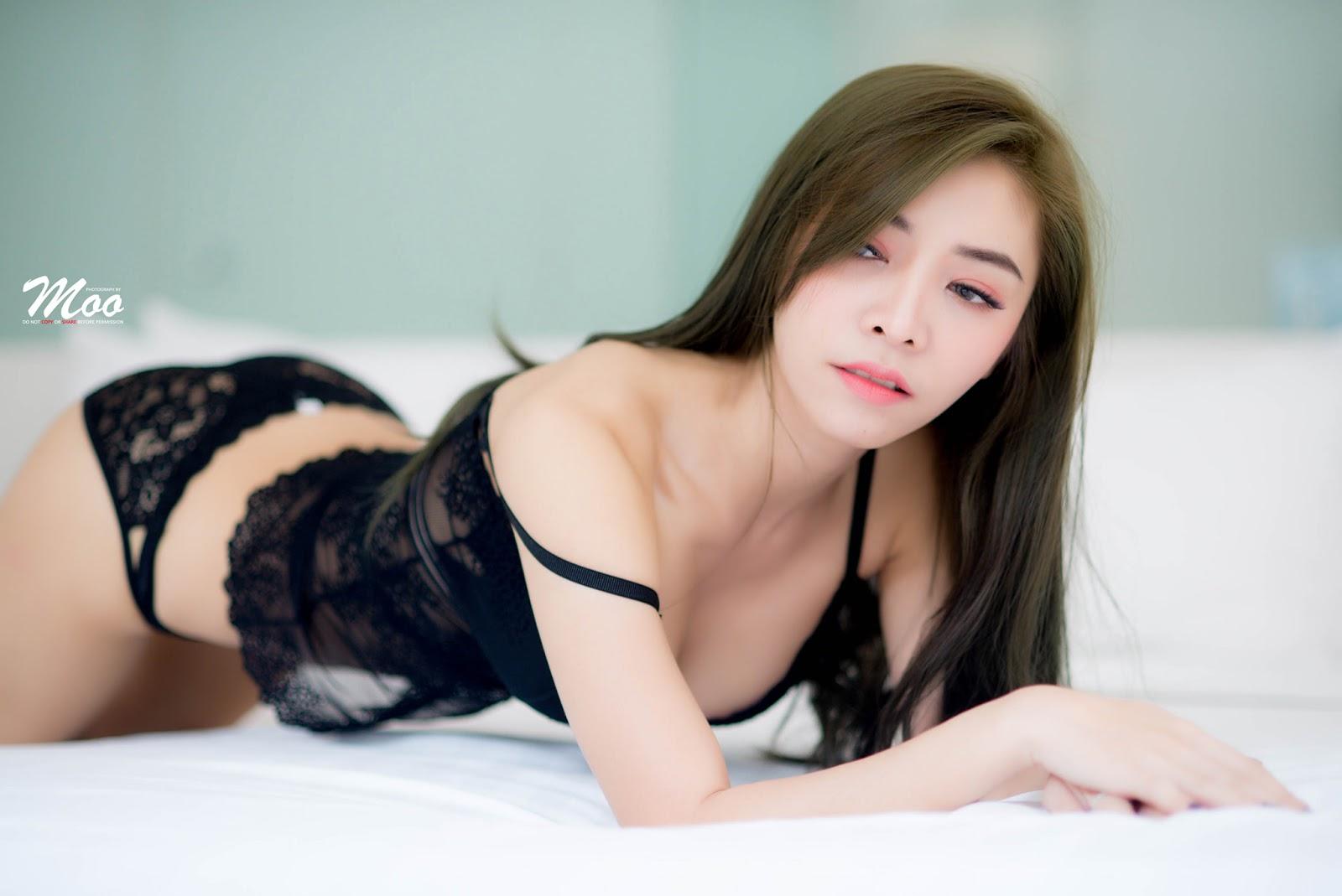 Hot Girl Suchada Phuangsua bikini