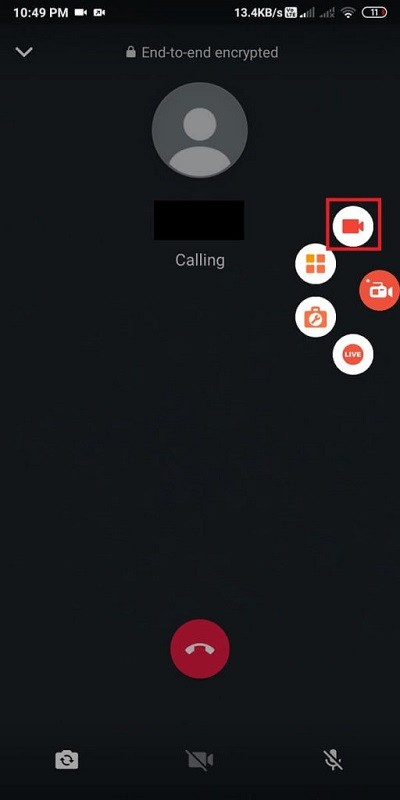 كيفية تسجيل المكالمات الصوتية ومكالمات الفيديو علي واتساب بالاندرويد والايفون