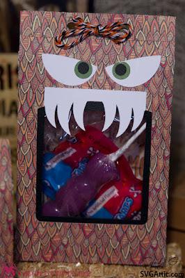 Monster Treat Bag