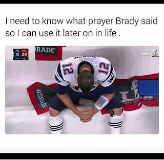 I need to know what prayer brady said so I can use irt later on in life