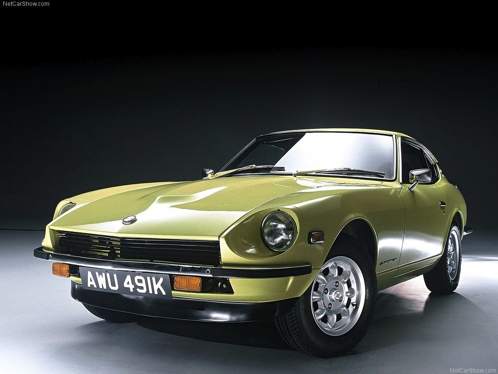 fab wheels digest f w d datsun 240z 1st generation. Black Bedroom Furniture Sets. Home Design Ideas