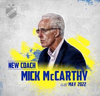 Νέος τεχνικός ο Mick McCarthy
