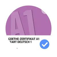 Từ Vựng Tiếng Đức A1 - Goethe