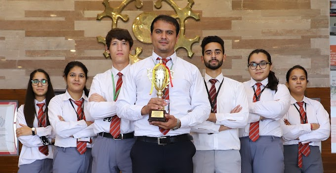 CU shines at National B-Plan Competition 2019 at IIM Banglore