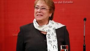 """Presidenta Bachelet a revista Time:En Venezuela """"los prisioneros políticos deben ser liberados"""""""