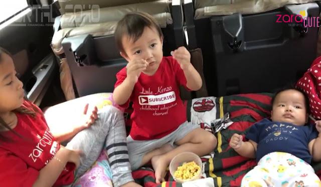 Tips dan Cara Mudah Agar Anak Tak Rewel Saat Perjalanan Mudik