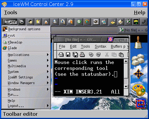 How to Install & Configure ICEWM window manager on Archlinux