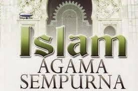 Islam agama yang sempurna