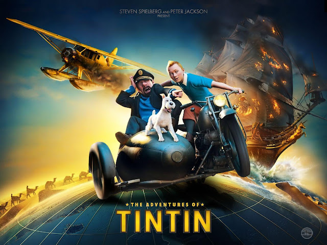 THE ADVENTURES OF TINTIN (2011) TAMIL DUBBED HD