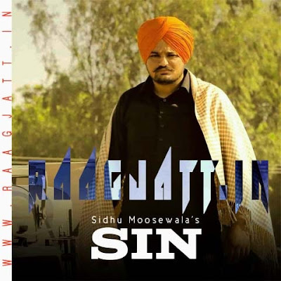 Sin by Sidhu Moosewala lyrics