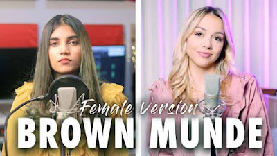 AiSh & Emma Heesters Brown Munde Cover