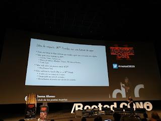 RootedCon 2020 - Chema Alonso - El club de los poetas muertos