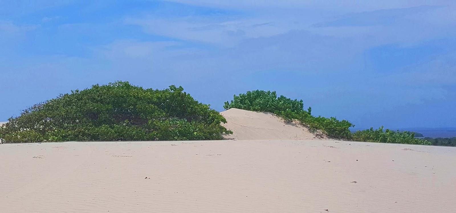 Dunas em Mangue Seco, Bate e volta Aracaju