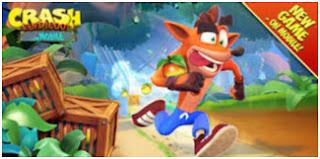 Crash Bandicoot Mobile Apk Terbaru Freee Download