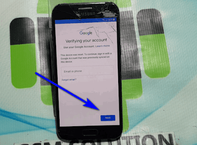 Samsung A3 2017 Bypass FRP Lock Without Pc Latest Security
