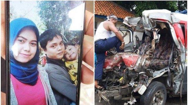 Innalillahi Wa Innailaihi Rojiun! Satu Keluarga Asal Pekalongan Meninggal Kecelakaan di Tol Cipali