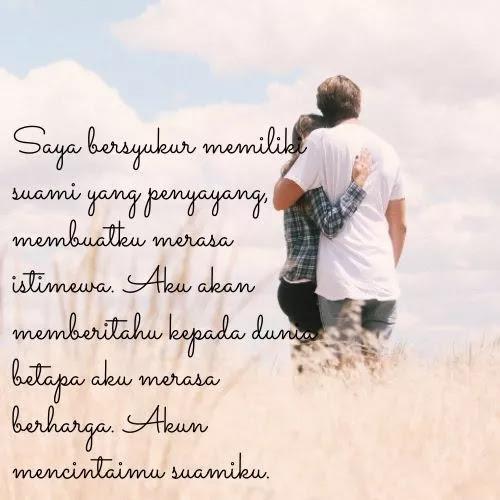 Kata Hati Seorang Istri Untuk Suami