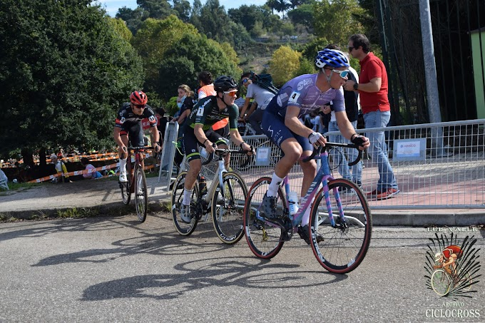 Las fotos de la Copa de España de Ciclocross de Pontevedra 2021 (Élites y Cadetes) - Fotos Luis Valle