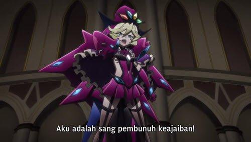 Senki Zesshou Symphogear XV Episode 8 Subtitle Indonesia