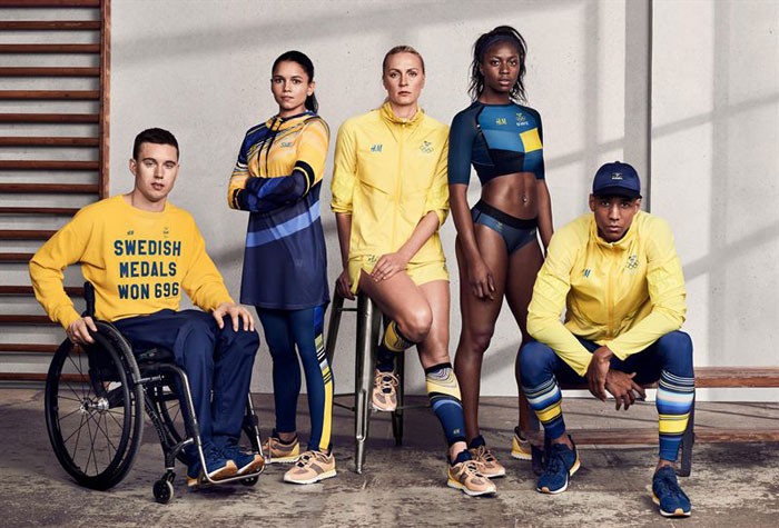 For Every Victory, H&M, Caitlyn Jenner, Rio 2016, Olympics, Fashion