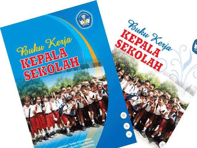 Download Contoh Buku Kerja Kepala Sekolah