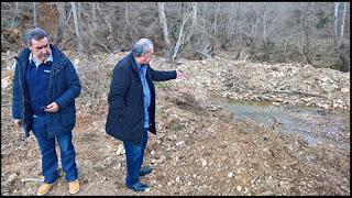 Κατάλληλο προς πόση το νερό σε όλο τον Πολύγυρο - Συνεχίζονται οι παρεμβάσεις για την πλήρη αποκατάσταση του προβλήματος