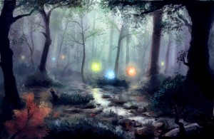 Bengal-Swamps-West-Bengal-(Aleya-Ghost-Lights)-Mysterious Places in India