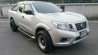 NISSAN FRONTIER NP300 2.5 E KING CA ปี 2015 1ฒล4316