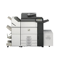 Sharp MX-7081 Driver Printer