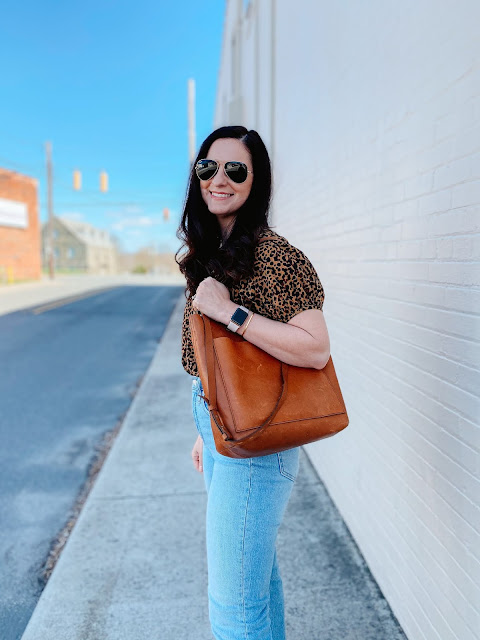 spring style, madewell, madewell outfit, nc blogger, north carolina blogger