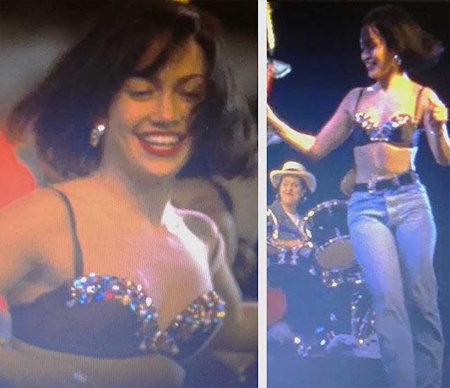 Looks de Show Selena Quintanilla