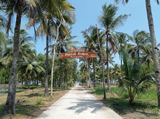 gerbang pantai kembar terpadu kebumen