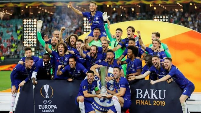 FIVE THINGS TO NOTE FROM LAST NIGHT'S EUROPA LEAGUE FINAL