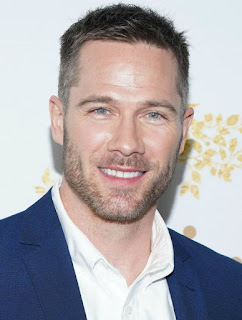Canadian actor, Luke Macfarlane