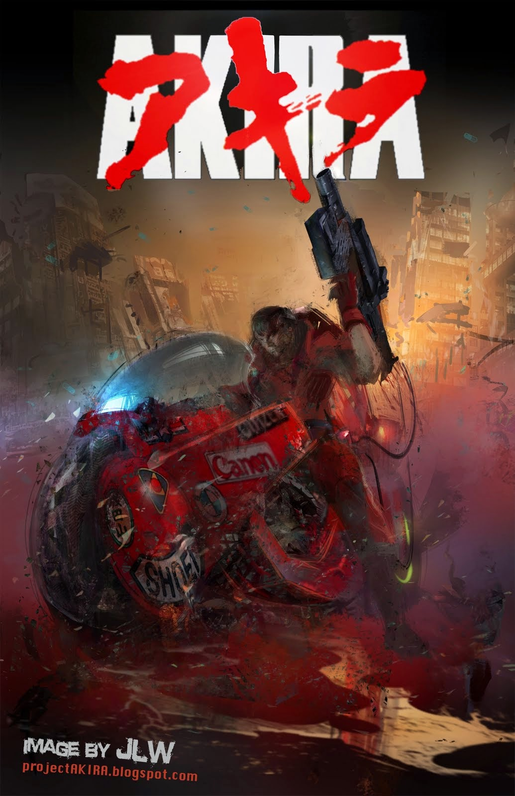 The Akira Project