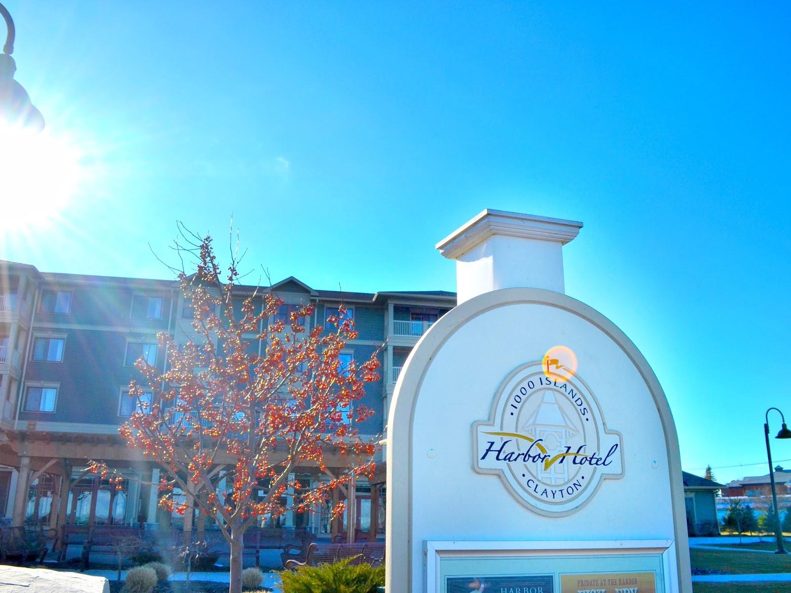 1000 Islands Harbor Hotel in Clayton New York