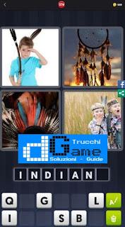 4 Immagini 1 Parola livello 379