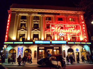 St. Martin's Theater The Mousetrap