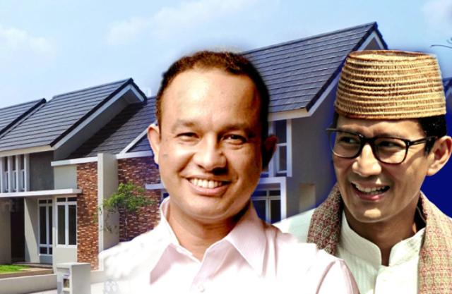 Developer Mulai Dekati DPRD DKI Tawarkan Konsep Rumah Murah DP 0 Rupiah