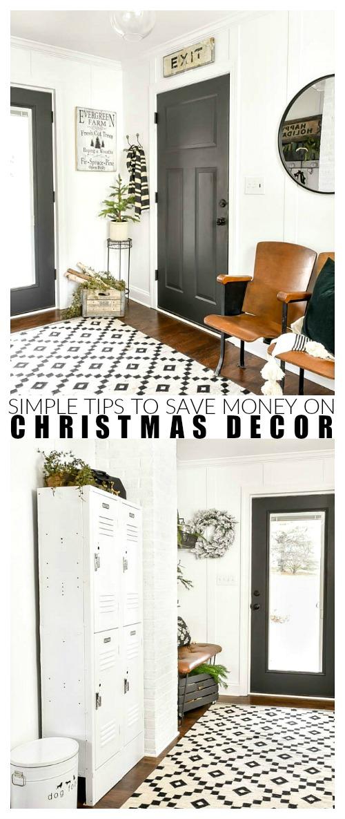 Simple tips to save money on Christmas decor
