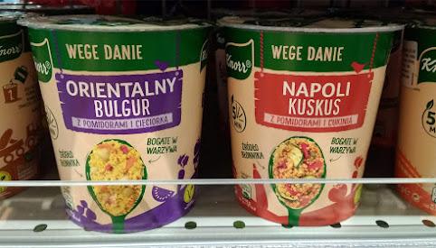 Wege Danie, Knorr