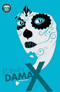 Dama X (UltraSecurity Series Book 2) - a Paranormal Romance by J.T. Bock