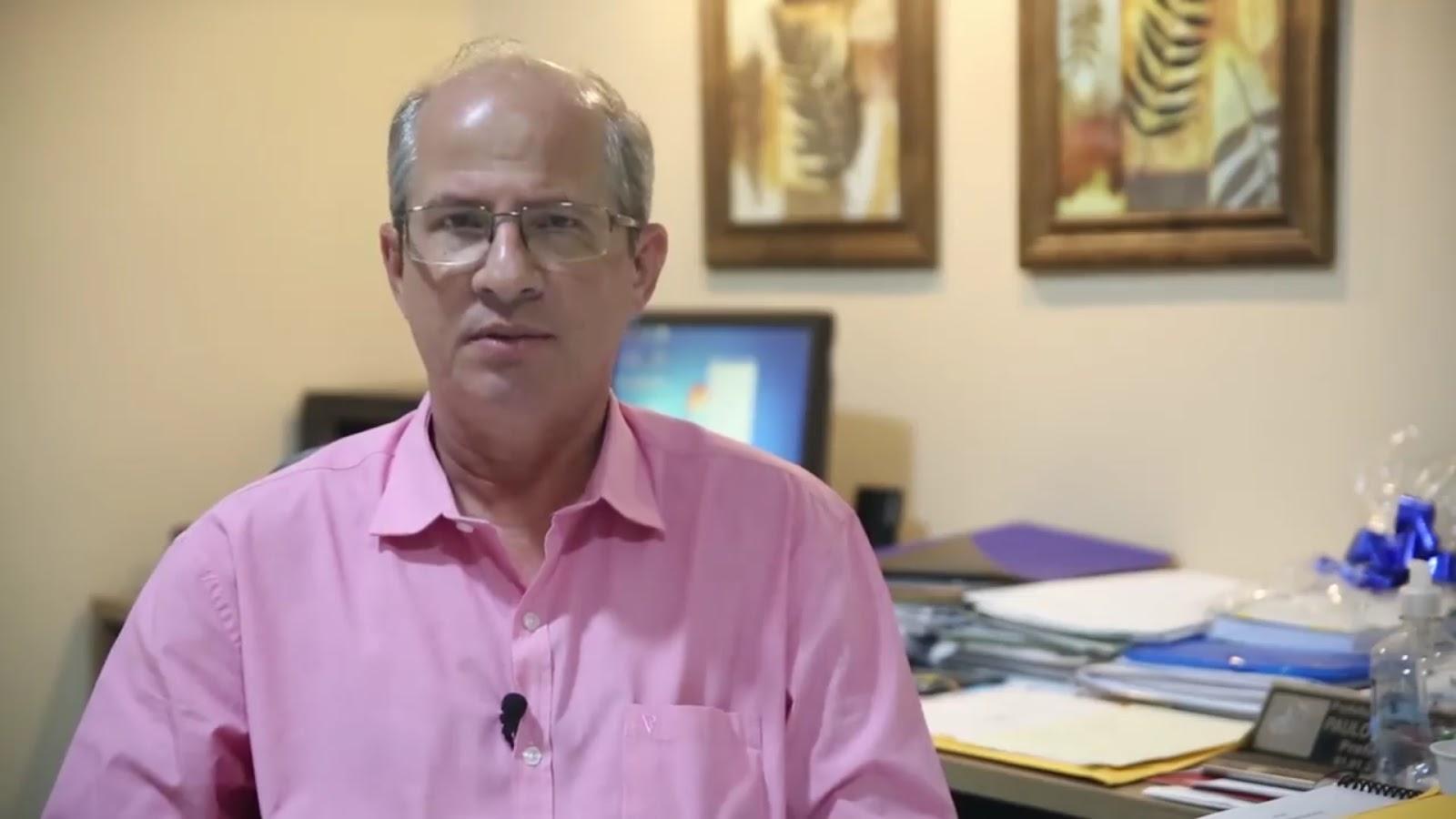 Prefeito de Paragominas vai à França para fechar projeto focado no desenvolvimento sustentável