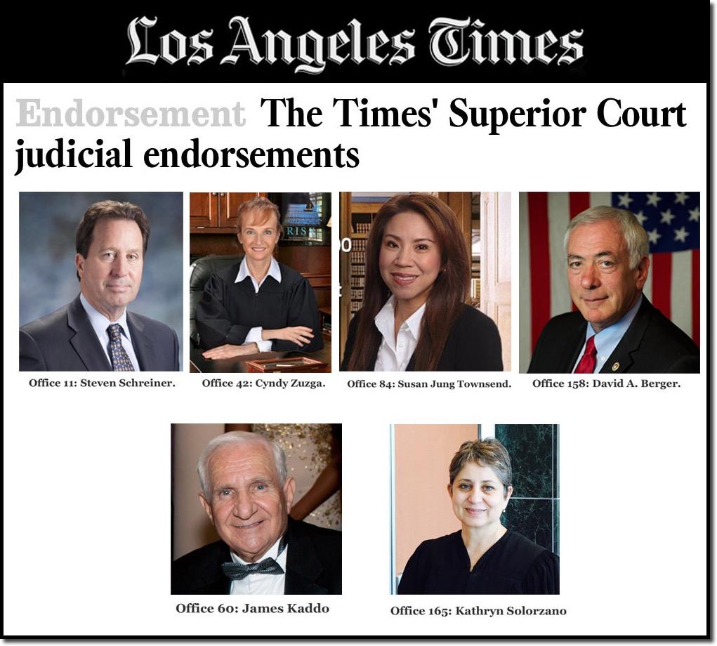 Los Angeles Times: Los Angeles Dragnet